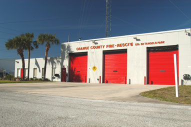 Fire Station 52 Orange County Government Florida